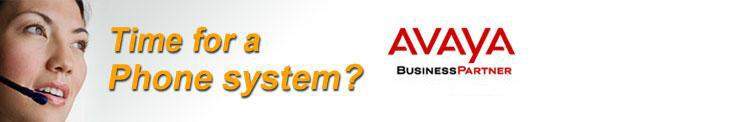 how to change the time on an avaya phone